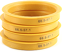 Hubcentric Rings Hub Centric Rings 60.1x78.1mm Bds 4 Pieces